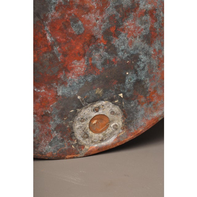 Copper Large Copper Pot, Switzerland, 1940s For Sale - Image 8 of 10