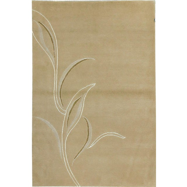 Contemporary Hand Woven Rug - 4' x 6' - Image 4 of 4