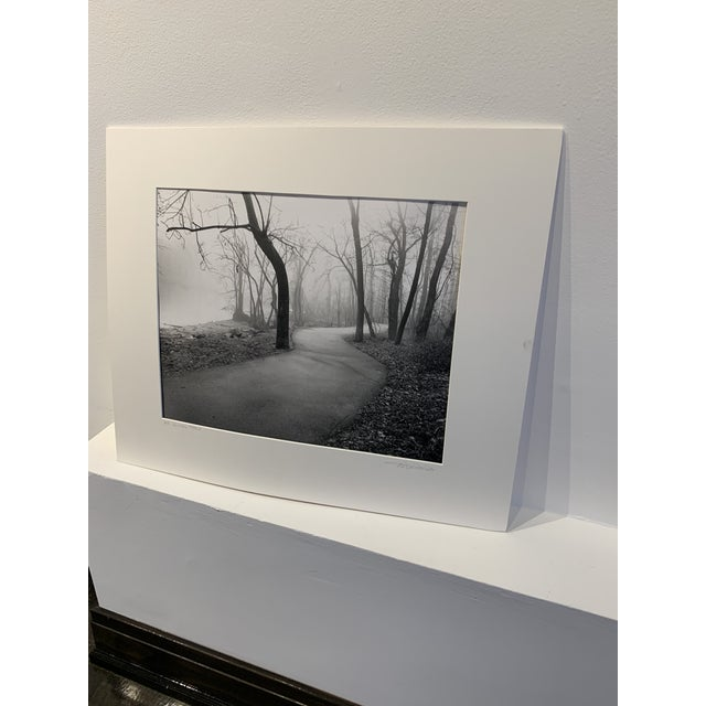 Dede Faller Black and White Landscape Photograph For Sale - Image 4 of 6