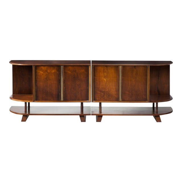 Two-piece credenza For Sale