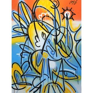 """Tropic"" Original Artwork by Frankie Alfonso For Sale"