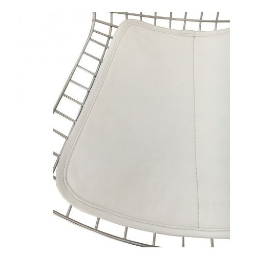 Bertoia-Style Wire Counter Stool - 5 Available - Image 3 of 7