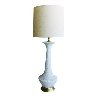 Vintage Mid-Century Atomic Age Table Lamp For Sale