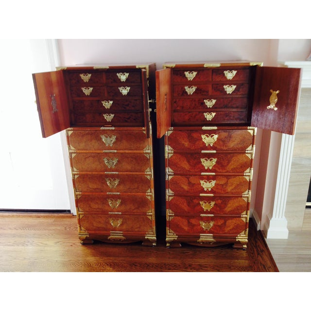 Vintage Asian Camphorwood Dresser - Image 6 of 8