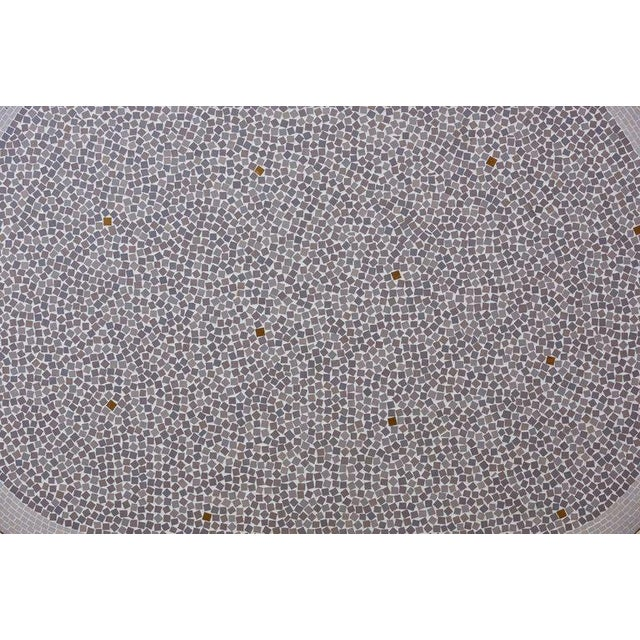 Weird Shaped Mosaic Coffee Table by Berthold Müller, Germany For Sale - Image 6 of 12