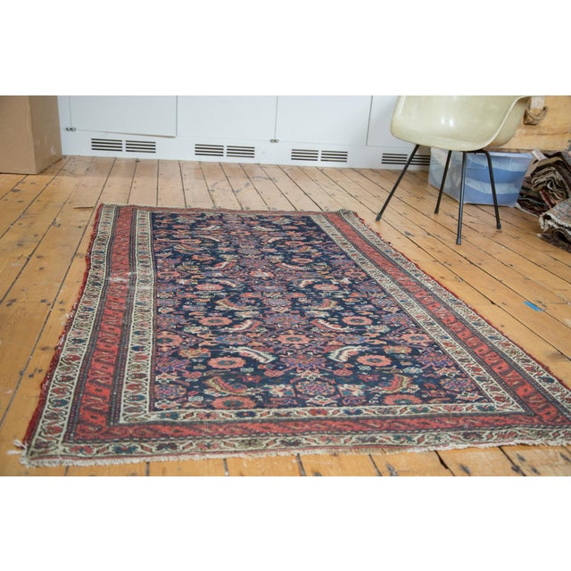 """Antique Malayer Rug - 4'1"""" X 6'6"""" - Image 3 of 9"""