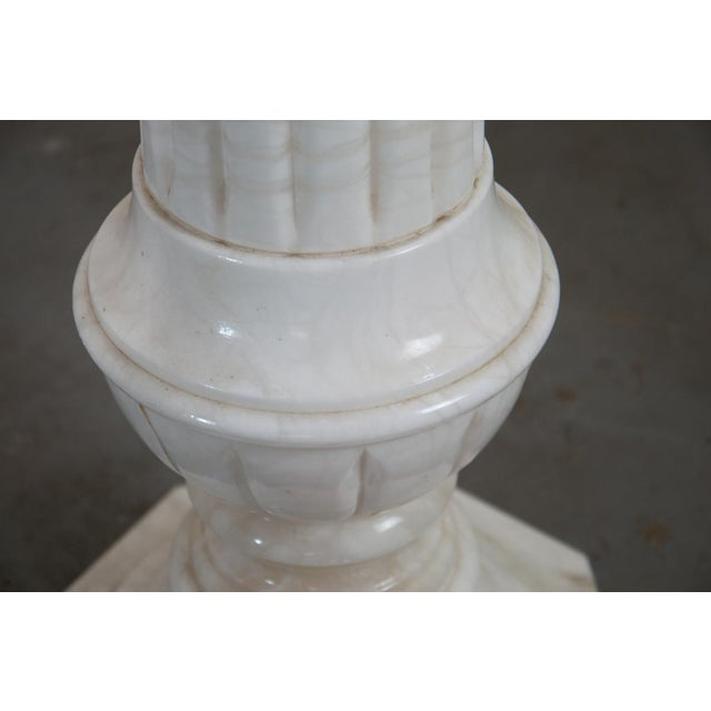 French Marble Pedestal For Sale - Image 4 of 7