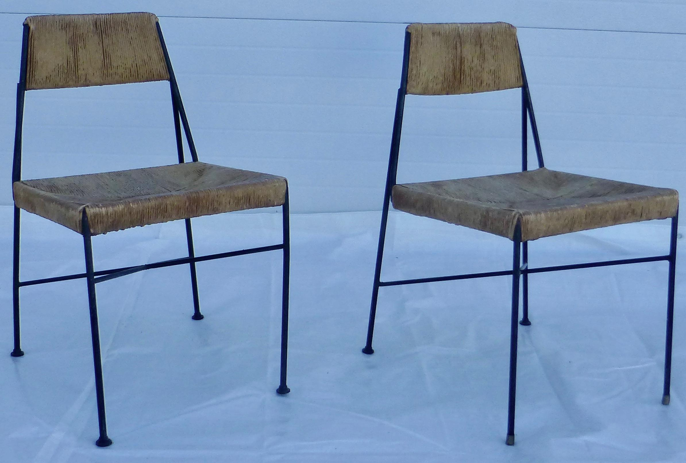 Mid Century Luther Conover Chairs   A Pair   Image 2 Of 10
