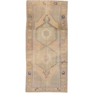 "Apadana - Vintage Khotan Rug, 8'3"" X 3'8"" For Sale"