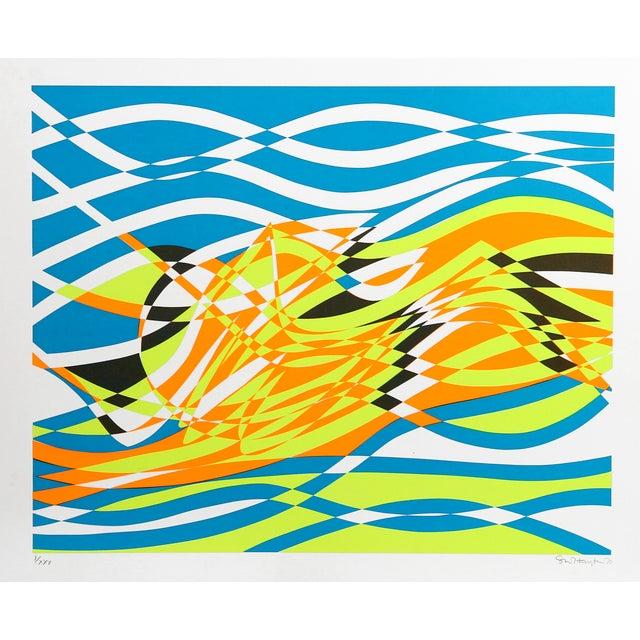 Stanley Hayter, Untitled 4, Silkscreen For Sale