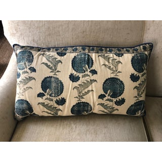Traditional Jasper / Michael Smith Indian Flower Pillows - a Pair Preview