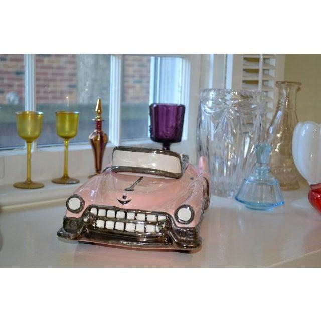 Pink Cadillac Cookie Jar - Image 6 of 10