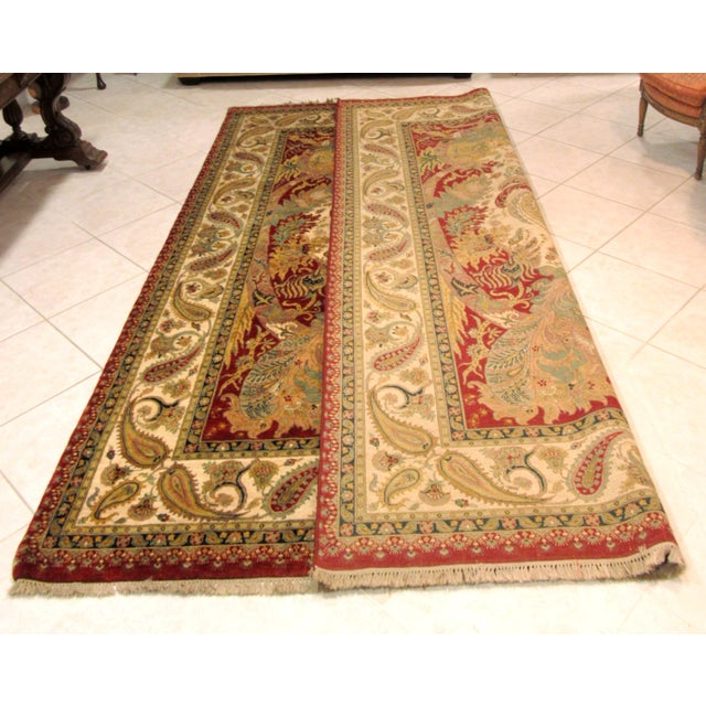 Samad Golden Age Collection Rug - 8' x 10' For Sale - Image 4 of 6