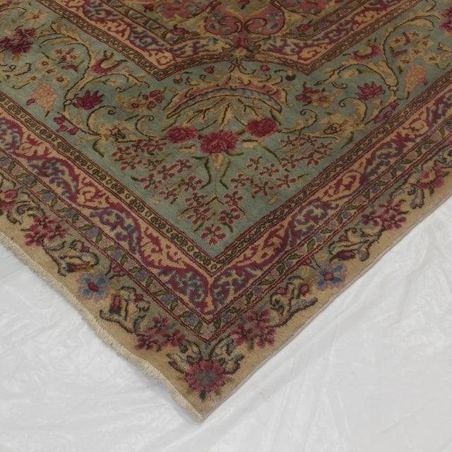 """Leon Banilivi Lavar Kerman Carpet - 9'7"""" X 14'4"""" - Image 5 of 6"""