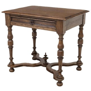 19th Century French OakTable For Sale