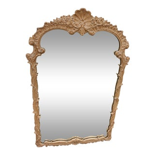 Vintage Louis XV Style Mirror For Sale