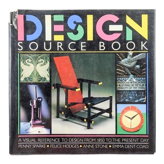 1989 Design Source Book For Sale