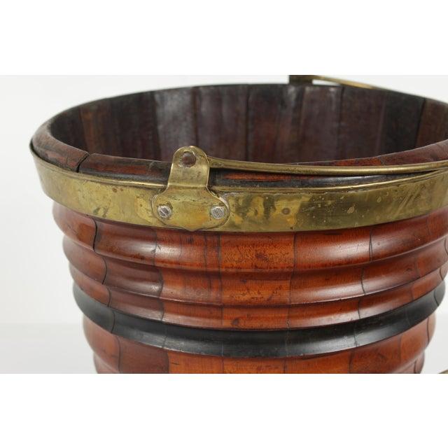 C.1830 Dutch Tea Bucket For Sale - Image 5 of 6