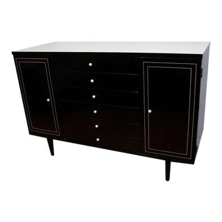 American Martinsville Lacquered Junior Buffet For Sale