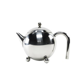 1980's Stainless Steel Henley Teapot For Sale