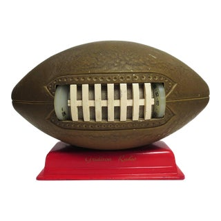 "1940s ""Gridiron"" Football Radio For Sale"