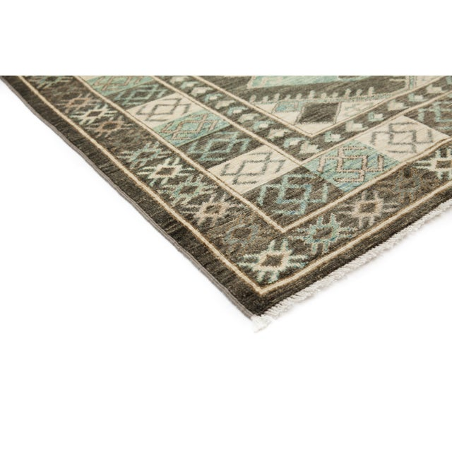 "Ziegler Hand Knotted Area Rug - 6'3"" X 8'9"" - Image 2 of 3"