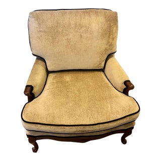 Late 20th Century Vintage Accent Chair For Sale