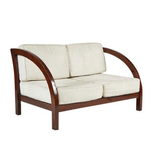 Paul Frankl Settee For Sale