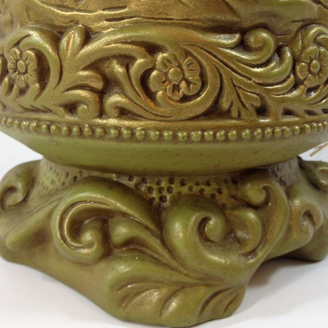 Rococo Style Relief Umbrella Stand - Image 3 of 4