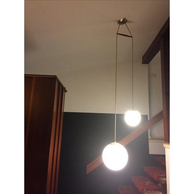 Mid Century Ceiling Light - Image 3 of 4