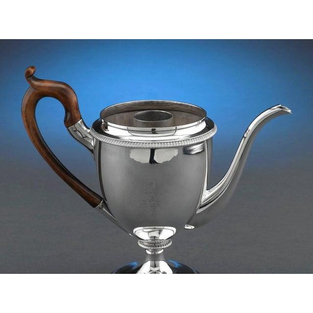 Silver Argyle Pot by Garrard For Sale - Image 4 of 8