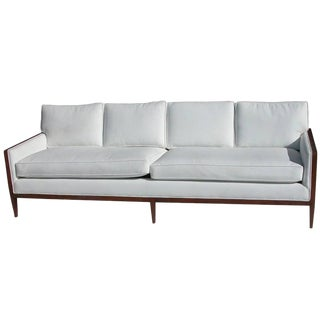 Vintage Restored Stow Davis Sofa For Sale