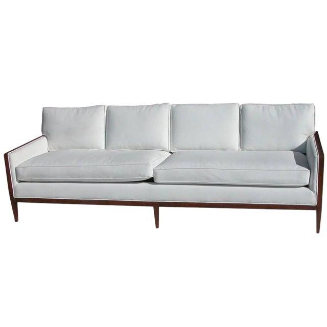 Vintage Restored Stow Davis Sofa For Sale
