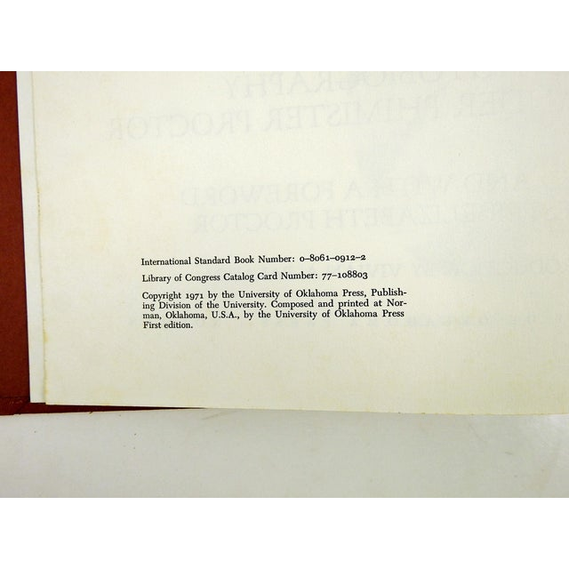 "Alexander P. Proctor ""Sculptor in Buckskin"" 1971 Book - Image 9 of 11"