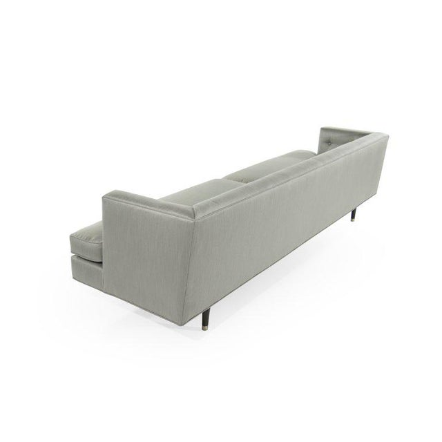 Mid 20th Century Edward Wormley for Dunbar Sofa, Circa 1954 For Sale - Image 5 of 11