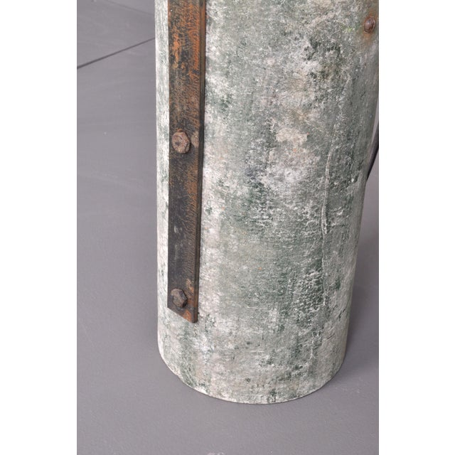 1950s Concrete Outdoor Wall Lamps, Switzerland 1950s For Sale - Image 5 of 8