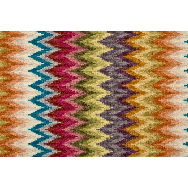 Stark Studio Rugs 100% Wool Rug Baci - Multi 8 X 10 For Sale