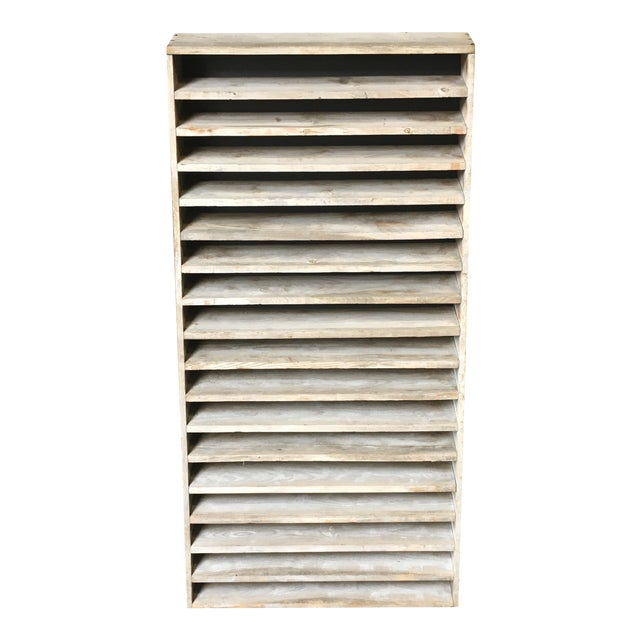 1920s Rustic Salvaged Architectural Barn Vent For Sale