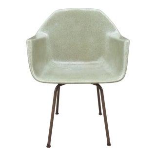 Vintage Eames Style Fiberglass Chair For Sale