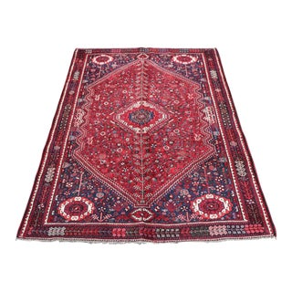 Persian Hand Knotted Traditional Rug For Sale