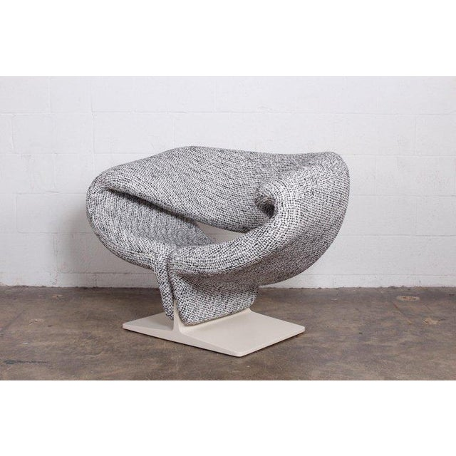 Pierre Paulin for Artifort Ribbon Chair For Sale - Image 11 of 11