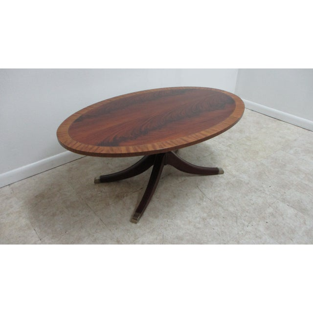 Great shape tight and sturdy. minor wear. some superficial scratches. beautiful unique flame mahogany pattern Please see...