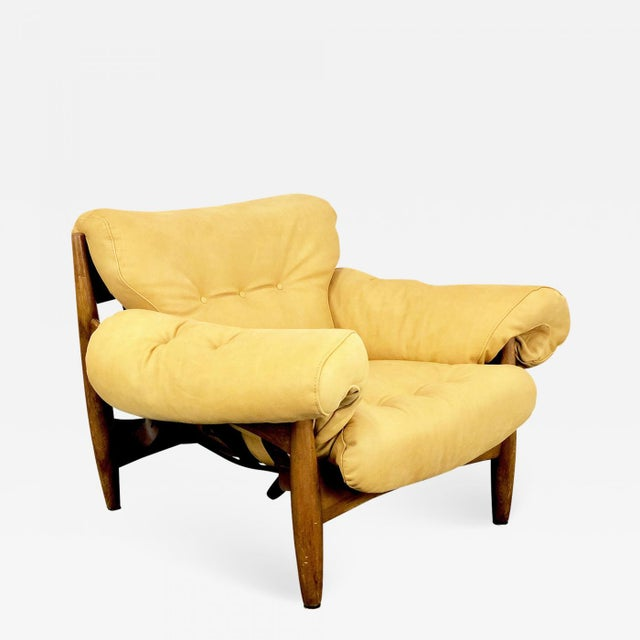 Sergio Rodrigues - Isa Sergio Rodriguez Sheriff Armchair 1957 For Sale - Image 6 of 6