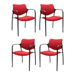 Set of Four Herman Miller Mod Chairs, 1960s, Usa For Sale