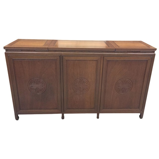 George Zee Stereo Credenza - Image 1 of 9