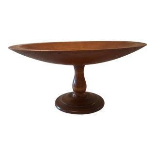 Mid-Century Modern Woodcroftery Vase
