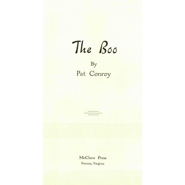 The Boo, Signed First Edition - Image 4 of 7