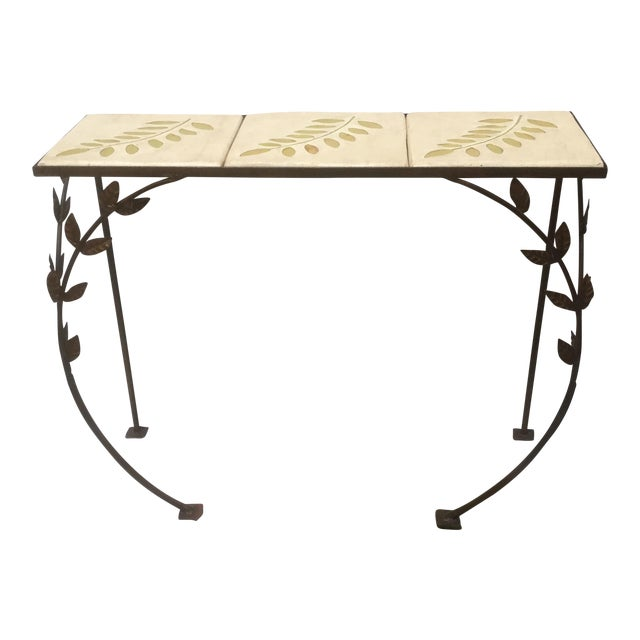 Garden Console Table - Image 1 of 5