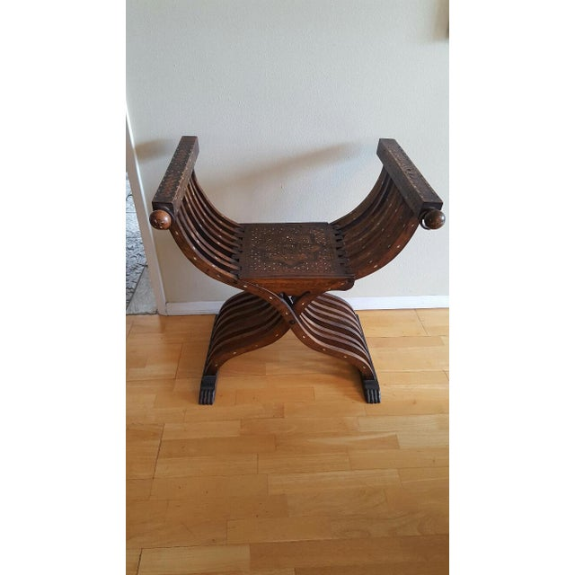 Savonarola Chair - Image 2 of 5