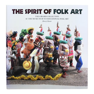 The Spirit of Folk Art: The Girard Collection, First Edition For Sale